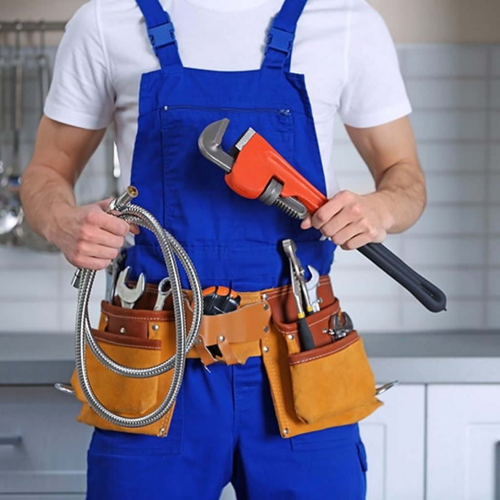 water line services houston tx plumber
